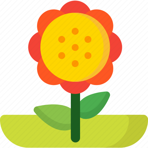 ecology, floral, flower, garden, green, nature, plant icon