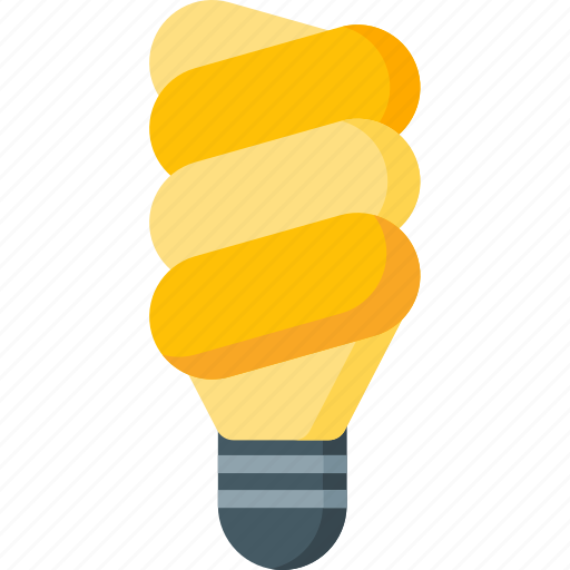 bulb, ecology, electric, energy, lamp, light, power icon