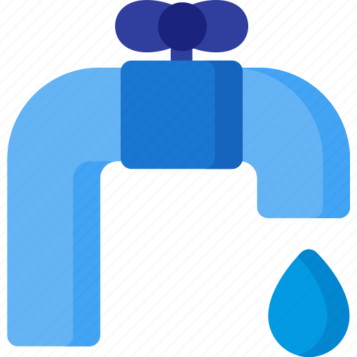 beverage, drink, drop, eco, ecology, tap, water icon