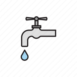 eco, ecology, reduce, renewable energy, save water, tap, water icon