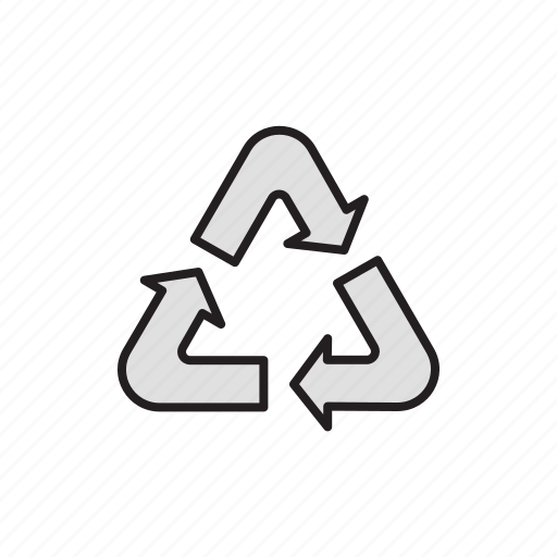 eco, ecology, recycle, reduce, reuse icon