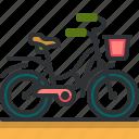 bicycle, transportation, exercise, vehicle, bike