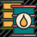 oil, tank, petroleum, fuel, barrel, diesel