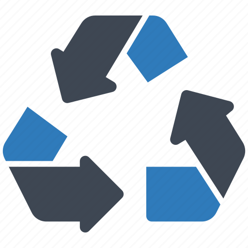ecology, recycle, recycling icon
