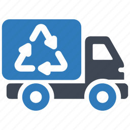 garbage, recycle, waste icon