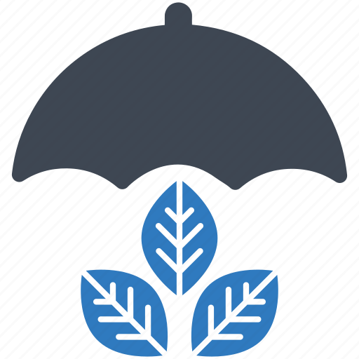 ecology, plant, protection icon