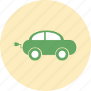 car, conservative, ecology, energy, environment, nature, solar icon