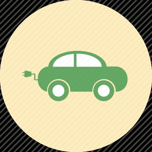 car, conservative, ecology, energy, environment, nature, solar icon