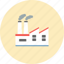 conservative, ecology, environment, factory, industry, nature, pollution icon