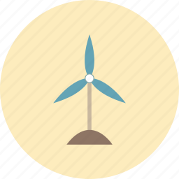 conservative, ecology, environment, fan, nature, turbine, wind icon