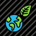 bio, eco, ecofriend, ecology, leafearth, nature icon