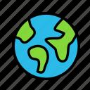 bio, eco, ecofriend, ecology, fullearth, nature icon