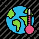 bio, eco, ecofriend, ecology, hot, nature icon