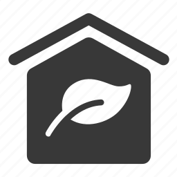 eco, ecology, green house, home, house, nature, property icon