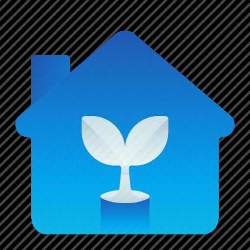 ecofriendly, ecology, environment, home, house icon