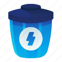 ecology, electronic, environment, recycle, waste icon