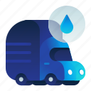 liquid, transportation, truck, vehicle, waste