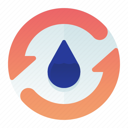 ecology, environment, rewaterestation, water icon
