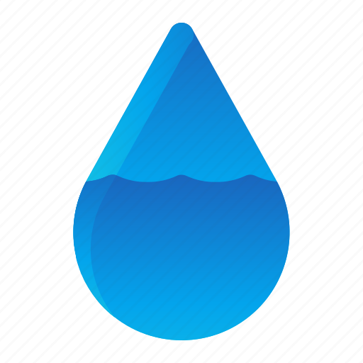 ecology, environment, nature, water icon
