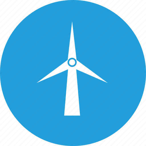 ecology, environment, turbine, wind, windmill icon