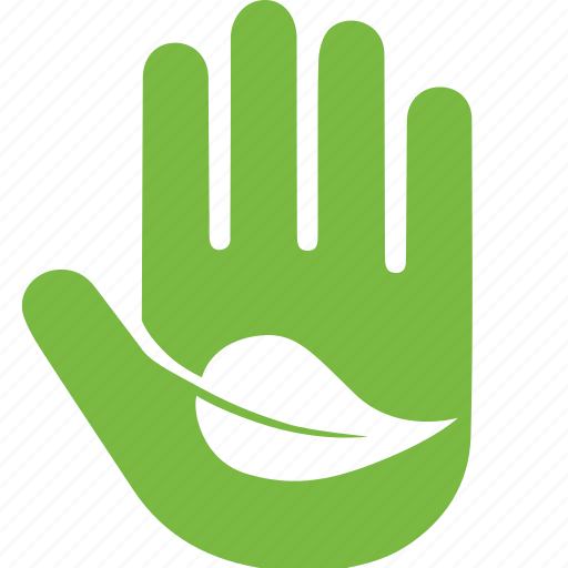 eco, ecology, environment, guardar, hand, leaf, people, save icon