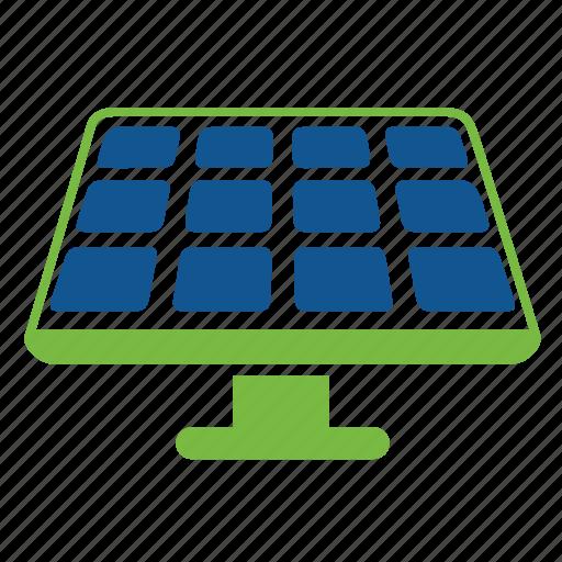 cells, eco, energy, innovation, nature, panel, salar icon