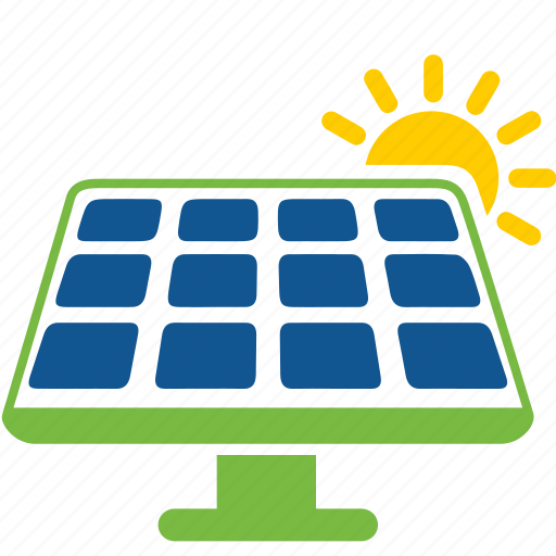cells, eco, energy, nature, panel, salar, sun icon