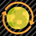 earth, ecology, global, worldwide icon