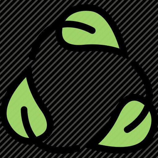 bio, cycling, eco, ecology, green, nature, plant icon