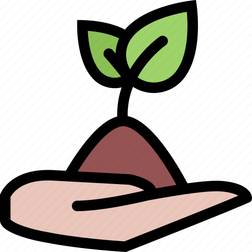 bio, eco, ecology, green, nature, plant, sprout icon