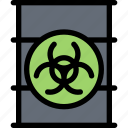 bio, eco, ecology, green, nature, plant, waste icon