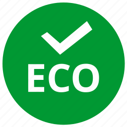 accept, complete, eco, ecology, ok icon