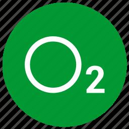 air, eco, ecology, oxigen icon