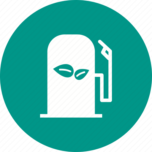 eco, fuel, gas, gasoline, oil, sign, station icon
