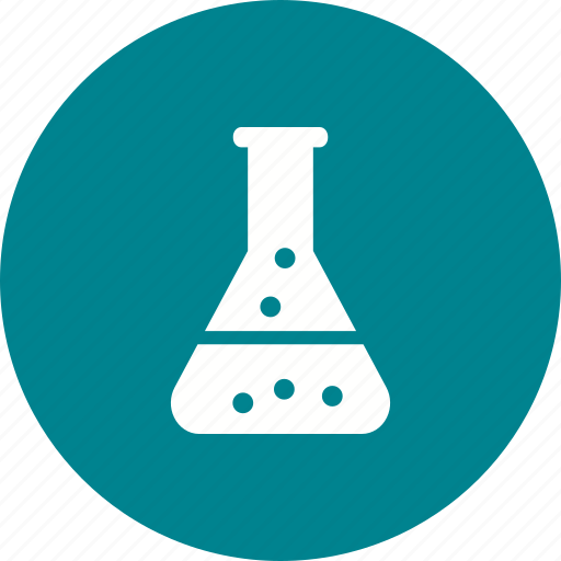 beaker, chemical, chemistry, flask, glass, liquid, research icon
