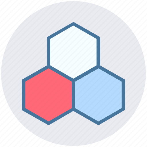 ecology, environment, molecular, science, structure icon