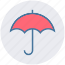 ecological, ecology, energy, environment, garden, nature, umbrella icon
