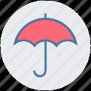 ecological, ecology, energy, environment, garden, nature, umbrella icon