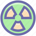 eco, ecological, ecology, environment, gander, green, nature, nuclear, radiation, toxic icon