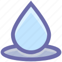 co, drop, eco, ecology, energy, environment, nature, power, powere, water icon