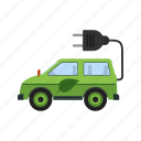 car, eco, ecology, energy, environment, green, vehicle icon