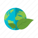 earth, eco, ecology, friendly, recycle, save, world icon