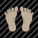 body, walk, feet, sand, foot print, human feet, man