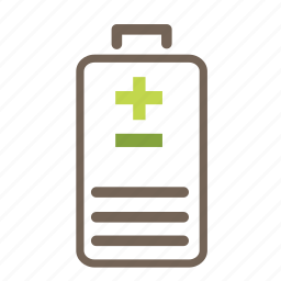 battery, energy, environment, global, science, smartphone icon