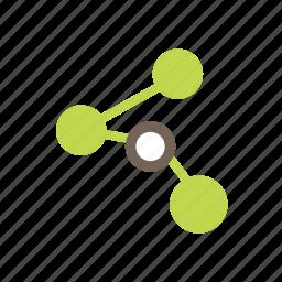 eletric, environment, nano, power, science, sell, solar cell icon