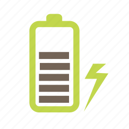 battery, electric, eletronic, energy, power, science icon