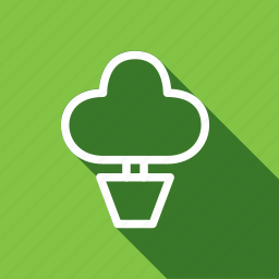 eco, ecology, environment, green, nature, plant, tree icon