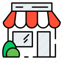 business, company, ecommerce, local, shop, store icon