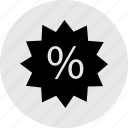 business, interest, loan, percentage, rate, revenue, save icon