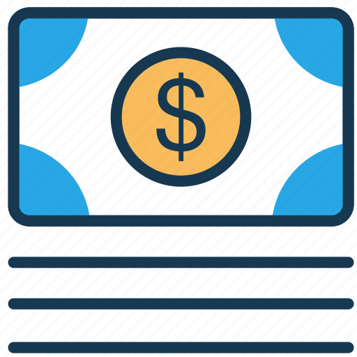 Cash, dollar, fees, finance, money, payment icon - Download on Iconfinder